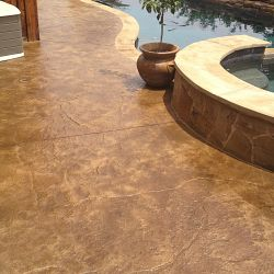 wfpd - Color Stain by ATX Construction