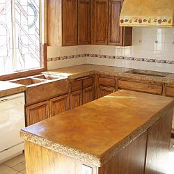 countertops - Buzz Evans Countertop
