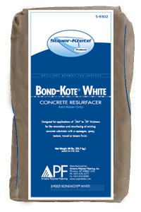 S-9302 BOND-KOTE® WHITE