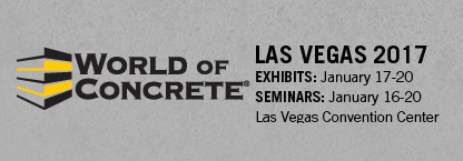 Super-Krete® Products to Showcase Latest Trends, Solutions for Decorative Concrete, Concrete Repair at 2017 World of Concrete
