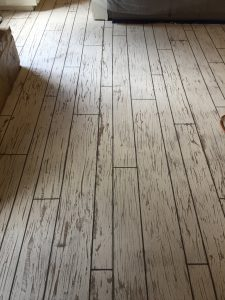 decorative concrete trends 4 methods to get the faux wood look